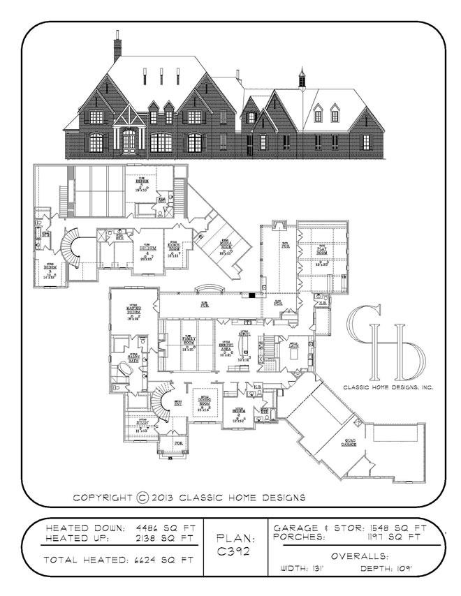 Classic home designs collierville tn castle home for Classic home designs collierville tn